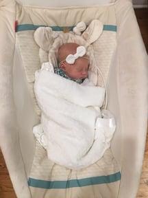 Baby Olivia Elliott