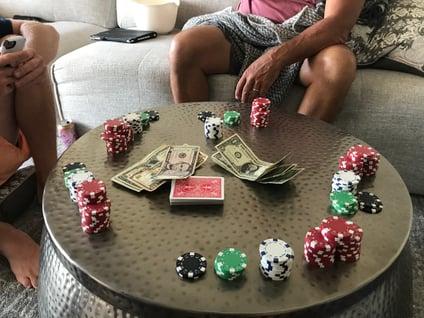 Family poker night-1