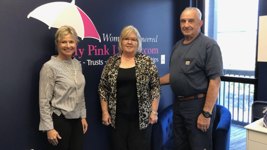 Happy clients of My Pink Lawyer