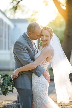 Lauren Merritt Wedding